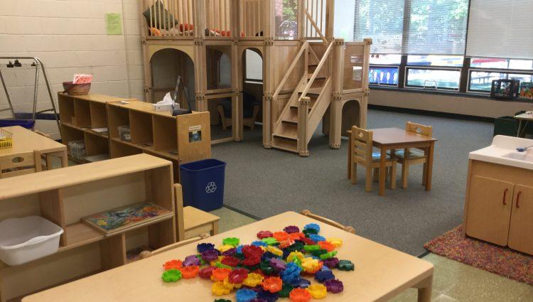 Preschool Loft